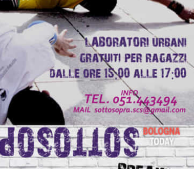 Laboratori urbani di hip hop, breaking, parkour