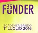 Funder35 - il nuovo bando