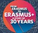 Erasmus compie 30 anni