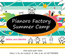 Pianoro Factory Summer Camp