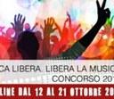 """Vota il vincitore del concorso """"La musica libera. Libera la musica 2015"""""""