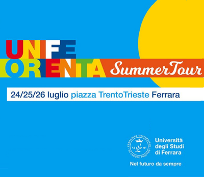 Unife Orienta Summer Tour