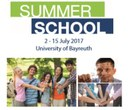 Bayreuth International Summer School 2017